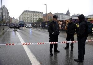 В гостинице в центре Копенгагена прогремел взрыв