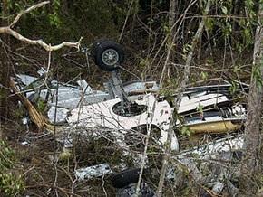 В Бразилии разбился самолет, 16 человек пропали без вести