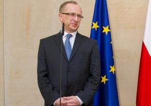 Посол ЕС: В Украине есть политзаключенные