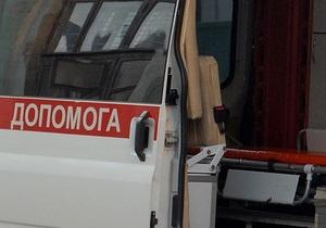 В Киеве отец насмерть сбил двухлетнего сына