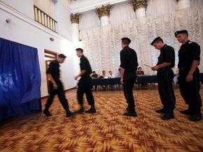 В Молдове на одном из избирательных участков произошла стрельба