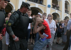 В Петербурге  жемчужный прапорщик  задержан за стрельбу в кафе