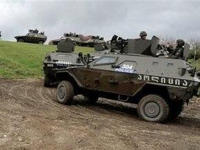 Учения НАТО в Грузии пройдут без изменения сценария