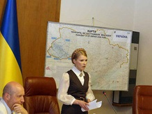 Тимошенко: У нас еще не было такого урожая зерновых