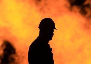 В Аскании-Новой вследствие поджога возник степной пожар