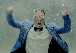 Клип Gangnam Style собрал более миллиарда просмотров на YouTube