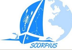 Яхта Скорпиус после кругосветки прибыла в Севастополь