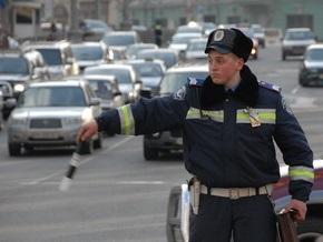 В Украине на четверть снизилось количество ДТП