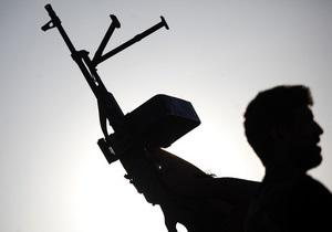Сирийские повстанцы захватили химзавод