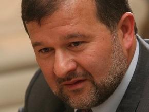 Балога удивлен отсутствием реакции Тимошенко на инициативу Ющенко