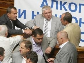 БЮТ договорился с ПР о разблокировании Рады