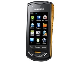 Обзор Samsung S5620 Monte