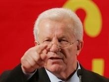 Партия Мороза передала Тимошенко канистру дизтоплива