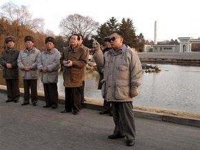 Ким Чен Ир вновь появился на публике