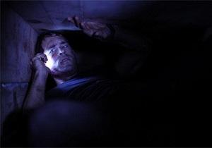 В США состоялся показ фильма в закрытых гробах