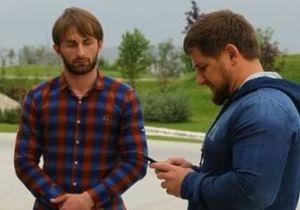 Кадыров опубликовал в Instagram свое фото вместе с соучастником убийства болельщика Спартака