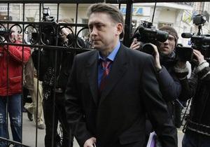 Милиция не подтверждает появившуюся в сети информацию о задержании Мельниченко
