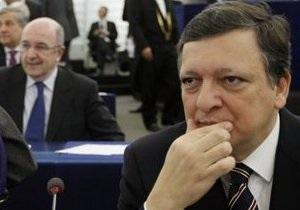 СМИ: В Брюсселе подтверждают, что Баррозу не хотел видеть Лукашенко в Киеве