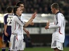 Кубок УЕФА: Бавария не оставляет шансов Андерлехту