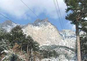 Крымская компания заявила о намерении создать на Ай-Петри горнолыжный курорт
