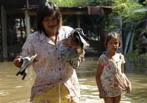Южные курорты Таиланда объявили зоной стихийного бедствия