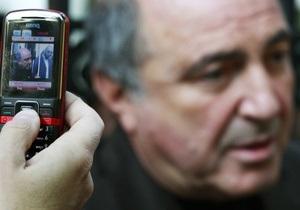 Березовский: Листьева мог заказать Путин