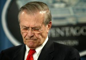 Бывший глава Пентагона: Война в Ираке не была ошибкой