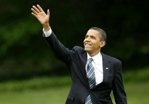 Президентская гонка в США: Больше половины американцев готовы проголосовать за Обаму