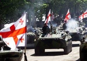Грузия откажется от обязательного призыва в армию