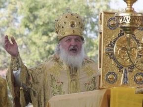 Патриарх Кирилл едет в Ровно