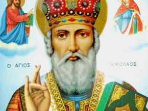 На Прикарпатье привезли мощи Святого Николая