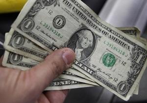 Доллар на межбанке пробил отметку в 8,13 грн