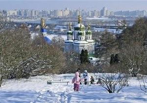 В киевских парках появятся смотровые площадки