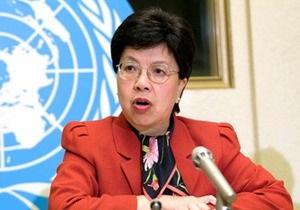 Экс-министр здравоохранения Гонконга переизбрана главой ВОЗ на второй срок