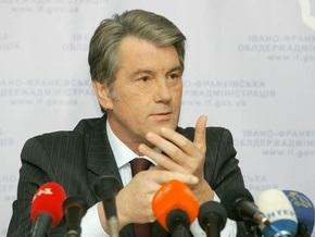Ющенко объяснил, чем грозит украинцам кредит России