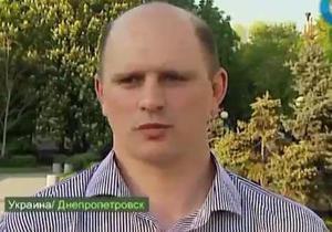 Милиция утверждает, что голодает только один обвиняемый в терактах в Днепропетровске