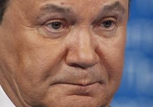 АР: Янукович молчит по поводу Тимошенко