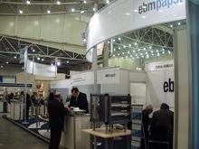 Компания еbm-papst представила новую продукцию на выставке Аква-Терм Киев 2008