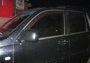 Милиция изложила свою версию нападения на кандидата в мэры Вишневого Киевской области