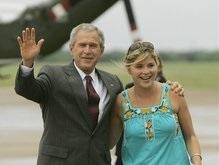 Дочь Джорджа Буша вышла замуж