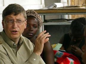 Билл Гейтс профинансировал обрезание больных СПИДом африканцев