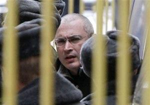Ходорковский решил прекратить голодовку