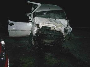 В ДТП на Волыни погибли четверо человек
