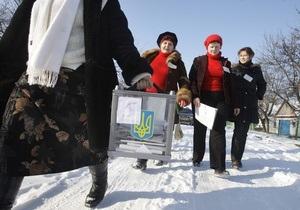 Наблюдатели Европарламента: Выборы в Украине прошли без особых нарушений