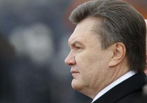 Янукович рассказал послам G8, что ждет Украину в дальнейшем
