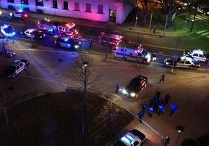 Стрельба в Массачусетском институте: подозреваемые могли совершить теракт, как во время бостонского марафона