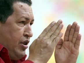 Чавес объявил войну СМИ, подконтрольным олигархам