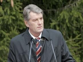 Ющенко отпразднует 200-летие со дня рождения Гоголя в Полтаве
