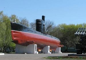 Двое жителей Одессы ограбили подводную лодку-музей