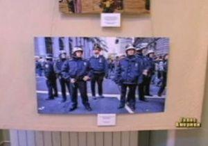 В Киеве открылась фотовыставка, посвященная трагедии 9/11